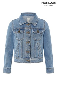 Monsoon Blue Perdita Denim Jacket