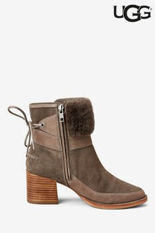 UGG® Kirke Heeled Ankle Boots