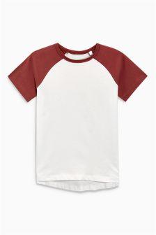 套袖T恤 (3-16岁)