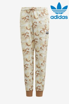 adidas Originals Brown Camo Joggers