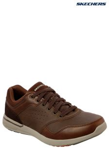 Skechers® Brown Velago Shoe