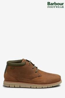 Barbour® Nelson Casual Schuhe in Schokoladenbraun