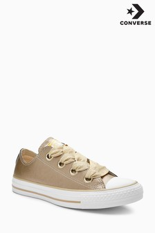Converse Metallic Big Eyelet Chuck Ox