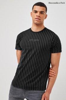 Hollister Logo Stripe T-Shirt