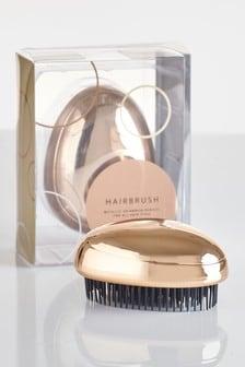 NX Rose Gold Hairbrush