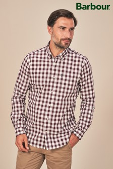 Barbour® Red Endsleigh Gingham Shirt