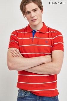 GANT Contrast Stripe Poloshirt