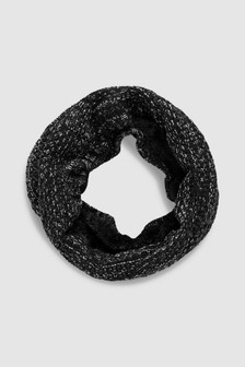 Textured Twist Snood