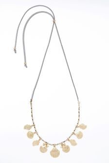 Shell Effect Necklace
