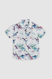 Dinosaur Print Shirt (3mths-6yrs)