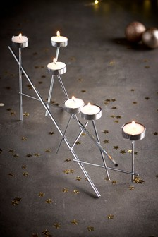 Contemporary Candelabra