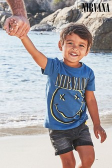 Nirvana T-Shirt (3mths-8yrs)