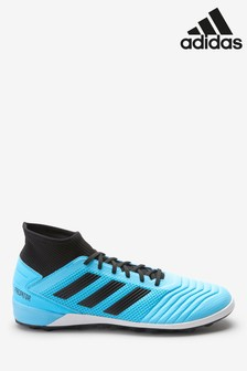 adidas Blue Hardwired Predator Turf Football Boots