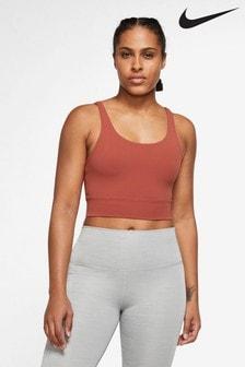 Nike Yoga Luxe Infinalon Crop Top