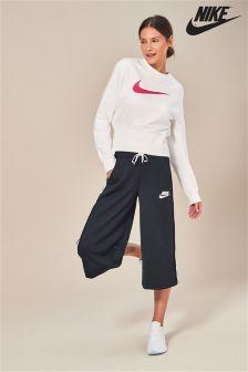 Nike Black Poly Knit Jogger