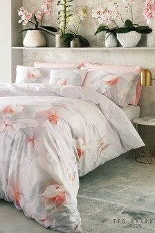 Ted Baker Cotton Candy Floral Duvet Cover