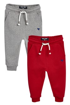 Soft Touch Joggers Two Pack (3mths-6yrs)