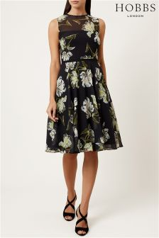 Hobbs Black Eve Dress