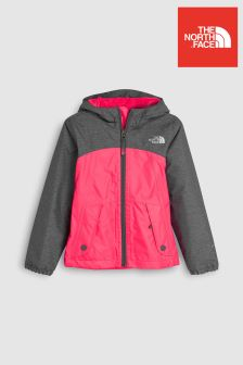 The North Face® Pink and Grey Storm Jacket