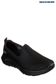 Skechers® Black Athletic Air Mesh Slip On