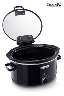 Crock-Pot Black Slow Cooker