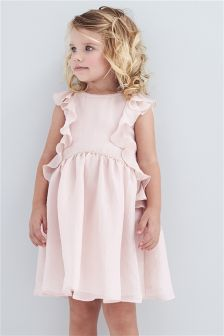 Frill Dress (3mths-6yrs)
