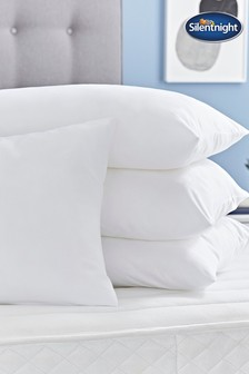 4 Pack Silentnight Superwash Pillows