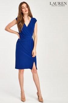 Lauren Ralph Lauren® Parisian Blue Aideena Dress