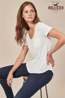 Hollister Easy Vee Tee