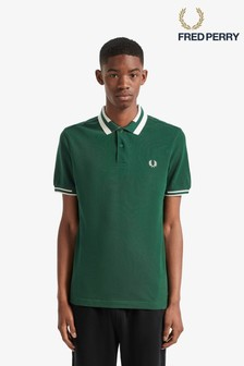 Fred Perry Block Tipped Poloshirt