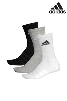 adidas Kids Mixed Crew Socks Three Pack