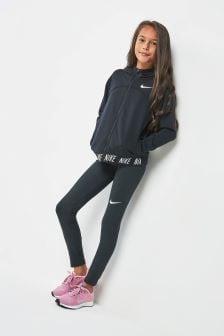 Nike Black Dry Studio Hoody
