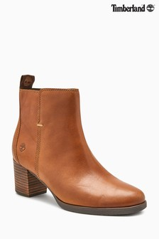 Timberland® Brown Eleonor Street Bootie