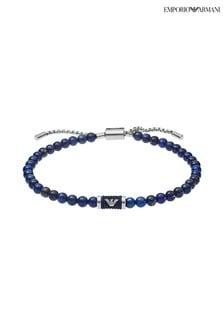 Emporio Armani Beaded Bracelet