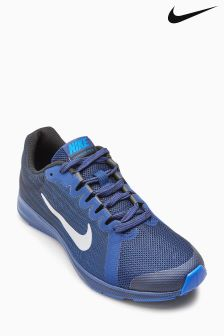 Nike Run Blue Downshifter 8 Reflective