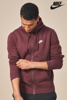 Nike Club Full Zip Hoody