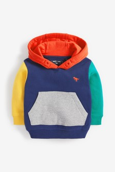 Hotchpotch Hoody (3mths-7yrs)