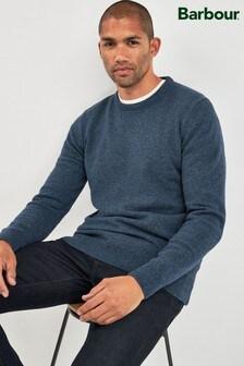 Barbour® Blue Tisbury Crew Sweater