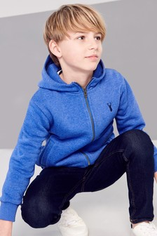 5d481feac7e Zip Through Hoody (3-16yrs)