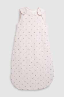 Delicate Swan Print 2.5 Tog Sleep Bag