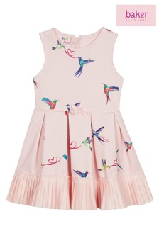 Ted Baker Girls Blue Dress Worn Once Age 12-13 Kids' Clothes, Shoes & Accs. Clothes, Shoes & Accessories