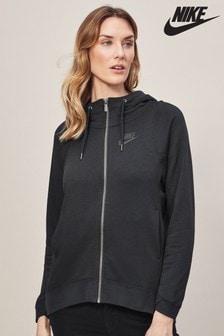 Nike Black Modern Cape
