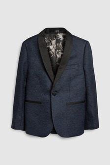 Paisley Tux Suit Jacket (3-16yrs)