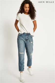 Jack Wills Mom-Jeans