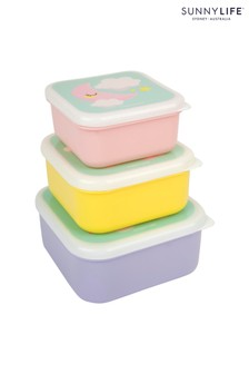 Set of 3 Sunnylife Kids Wonderland Nested Containers