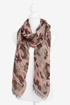 8c94dda62964b Womens Scarves | Printed, Snood & Knitted Scarfs | Next UK