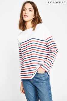 Jack Wills Willoughby Classic Breton Top