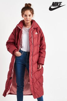 Nike Down Filled Longline Parka