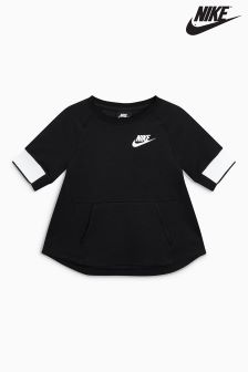 Nike Black Short Sleeve Crew