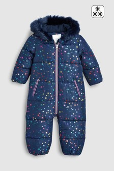 Printed Snowsuit (3mths-6yrs)